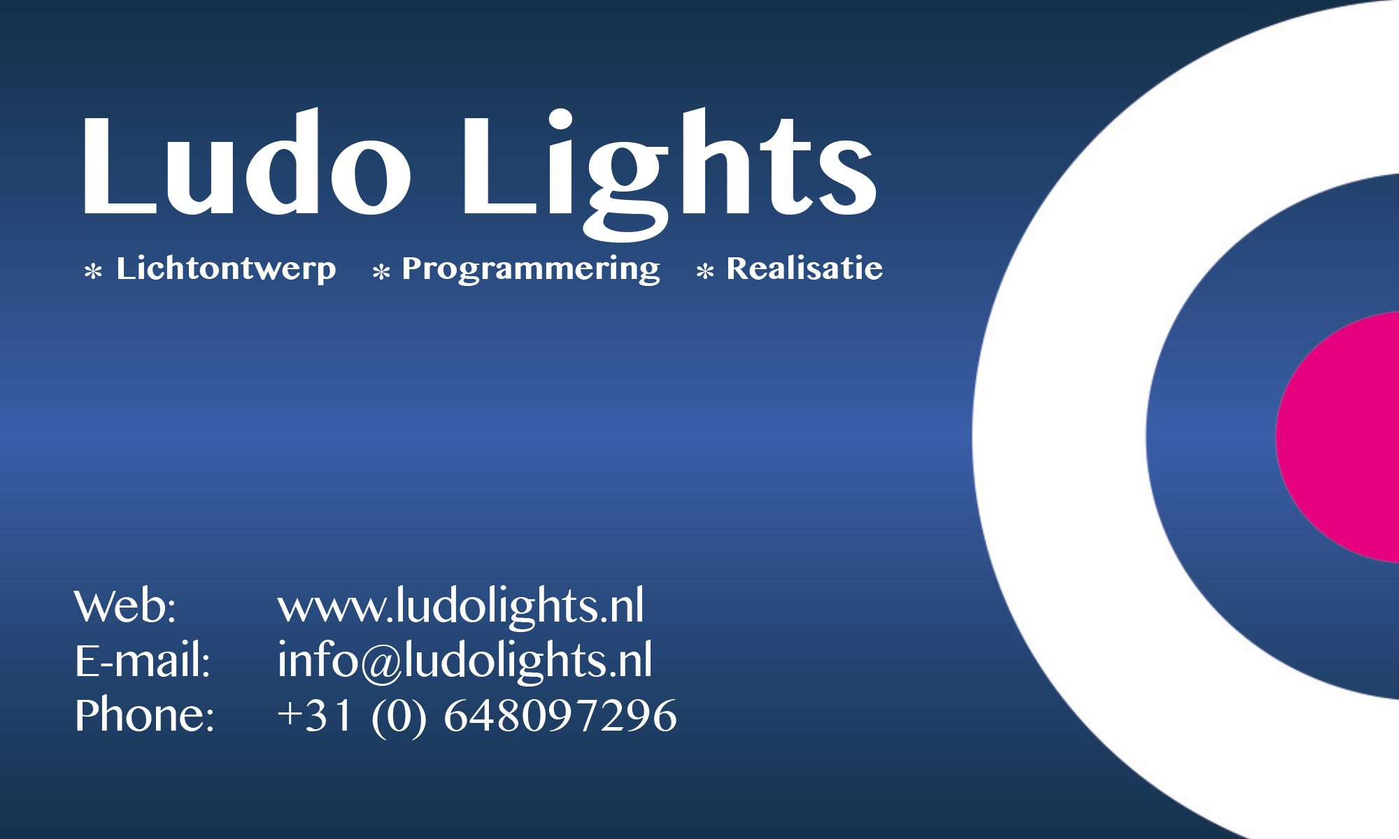 Ludo Lights